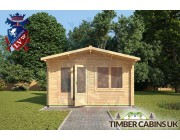 Log Cabin Brighton 4m x 3m 003