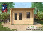 Log Cabin Bristol 3.5m x 4.5m 004