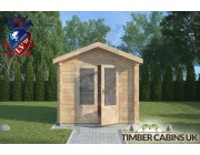 Log Cabin Burnley 2.5m x 2.5m 003