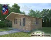 Log Cabin Burscough 5m x 4m 002