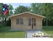 Log Cabin Burscough 5m x 4m 003