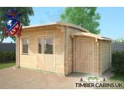 Log Cabin Calderdale 5.5m x 4m 003