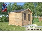 Log Cabin Carnforth 3m x 3m 001