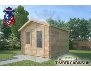 Log Cabin Carnforth 3m x 3m 002