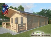 Log Cabin Carnforth 5m x 11m 002