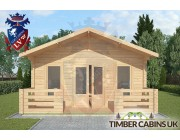 Log Cabin Carnforth 5m x 11m 003