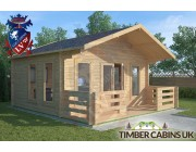 Log Cabin Caton 5m x 4m 001