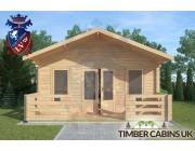 Log Cabin Caton 5m x 4m 003