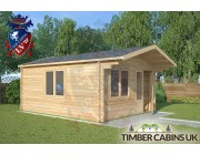 Log Cabin Chaigley 4m x 5m 001