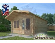 Log Cabin Chaigley 4m x 5m 002