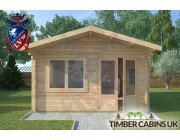 Log Cabin Chaigley 4m x 5m 003