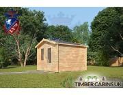 Log Cabin Charnwood 3m x 3m 002