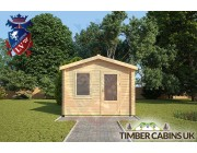 Log Cabin Charnwood 3m x 3m 003