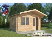 Log Cabin Chatburn 4m x 3m 001