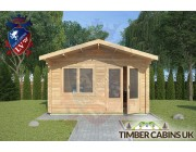 Log Cabin Chatburn 4m x 3m 003