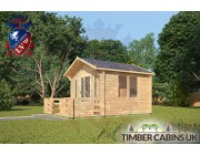 Log Cabin Chelmsford 3m x 3m 002