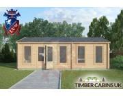 Log Cabin Cleveleys 7.5m x 5.5m 003