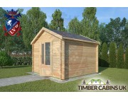 Log Cabin Clitheroe 3m x 3m 002