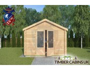 Log Cabin Clitheroe 3m x 3m 003