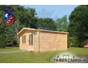 Log Cabin Colchester 5m x 4m 002