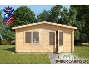 Log Cabin Colchester 5m x 4m 003