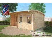 Log Cabin Coventry 5m x 3.5m 003