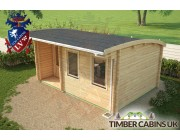 Log Cabin Coventry 5m x 3.5m 004