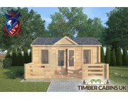 Log Cabin Cumbria 5m x 4m 003
