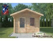 Log Cabin Darwen 3m x 4m 003