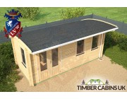Log Cabin Doncaster 5.5m x 2.5m 003