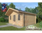 Log Cabin Downholland 5m x 4m 002