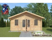 Log Cabin Downholland 5m x 4m 003