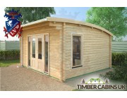 Log Cabin Dudley 4.5m x 4m 003