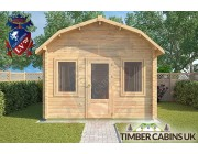 Log Cabin East Hampshire 3.5m x 4.5m 003