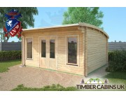 Log Cabin East Riding 5m x 4m 002