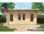 Log Cabin East Riding 5m x 4m 004