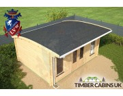 Log Cabin East Riding 5m x 4m 005