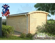 Log Cabin East Riding 5m x 4m 003