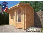 Log Cabin Erewash 2.95m x 1.75m 002