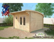 Log Cabin Fife 4m x 3m 004