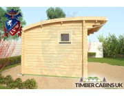 Log Cabin Fife 4m x 3m 003