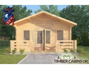 Log Cabin Forest of Bowland 5m x 12m 004