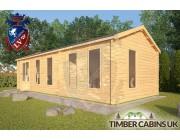 Log Cabin Garstang 8.5m x 3.5m 002