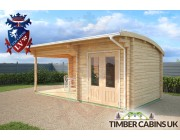 Log Cabin Gateshead 6m x 3m 002