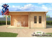 Log Cabin Gateshead 6m x 3m 004