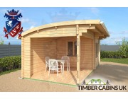 Log Cabin Gateshead 6m x 3m 003