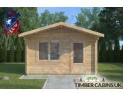 Log Cabin Grindleton 4m x 3m 003