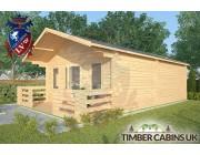 Log Cabin Halton 5m x 7m 002