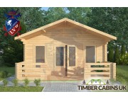 Log Cabin Halton 5m x 7m 003
