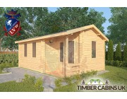 Log Cabin Hesketh Bank 5.5m x 3.5m 002